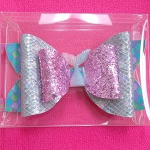 Handmade mermaid hairbow